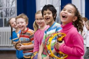 image - children singing