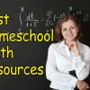 Homeschooling Math Resources We Recommend